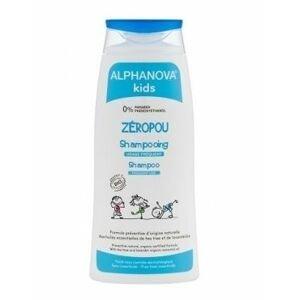 Alphanova Zéropou Šampon proti vším Kids BIO 200 ml