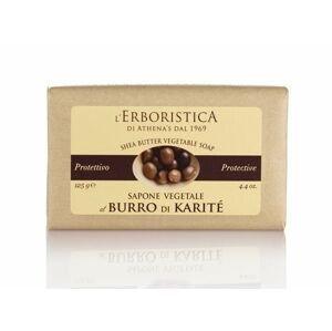 Erboristica Tuhé mýdlo s bambuckým máslem a rostlinným glycerinem 125 g