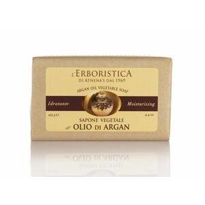 Erboristica Tuhé rostlinné mýdlo s arganovým olejem 125 g