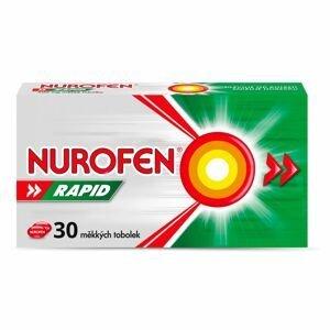 Nurofen Rapid 400 mg 30 tobolek