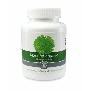Imbio Moringa organic 100 kapslí
