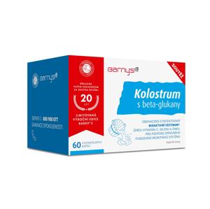 Barny´s Kolostrum s betaglukany limitovaná edice 30+30 kapslí