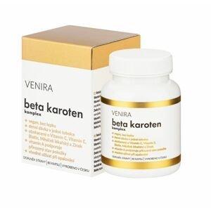 Venira Beta karoten komplex 80 kapslí
