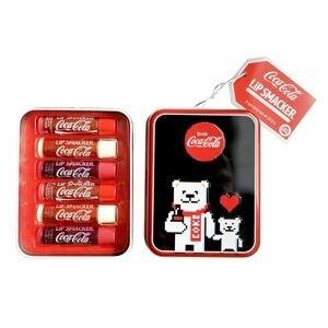Lip Smacker Coca-Cola balzám na rty 6x4 g