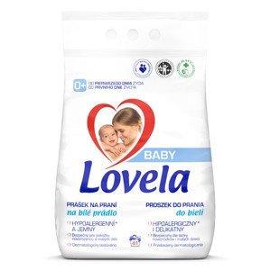 Lovela Baby Prášek na bílé prádlo 4,1 kg