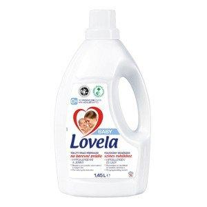 Lovela Baby Tekutý gel na barevné prádlo 1,45 l