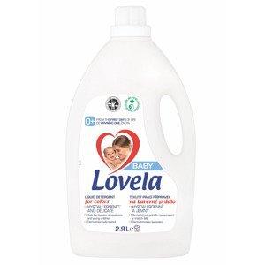 Lovela Baby Tekutý gel na barevné prádlo 2,9 l