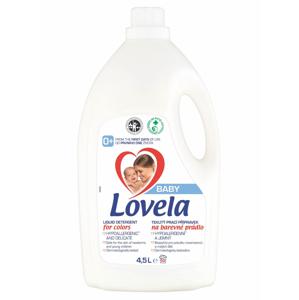 Lovela Baby Tekutý gel na barevné prádlo 4,5 l