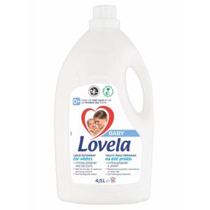 Lovela Baby Tekutý gel na bílé prádlo 4,5 l