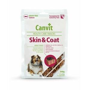Canvit Snacks Skin&Coat pro psy 200 g