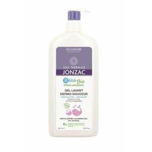 JONZAC Bébé Dětský čisticí gel na vlasy a tělo BIO 500 ml