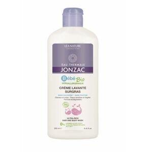 JONZAC Bébé Dětský mycí krém vlasy a tělo BIO 250 ml