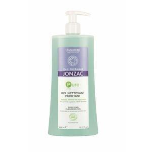 JONZAC Pure Čistící gel na smíšenou pleť BIO 400 ml