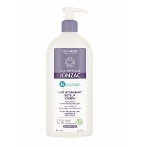 JONZAC Rehydrate Hydratační tělové mléko BIO 400 ml