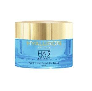 Nuance Hyaluron Active noční krém pro všechny typy pleti 50 ml