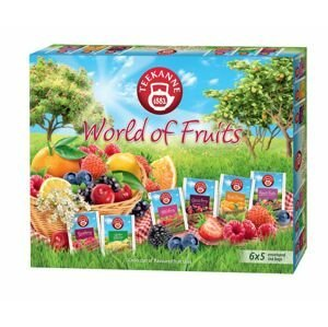 Teekanne World of Fruits Collection kolekce čajů 6x5 sáčků