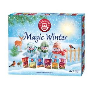 Teekanne Magic Winter kolekce čajů 6x5 sáčků
