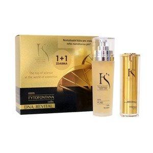 Fs DNA Revital gift set Emulsion 30 ml + Pure Wrinkle 125 ml