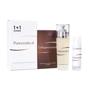 Fc Collagenceutical 30 ml + Pureceutical gel 125 ml