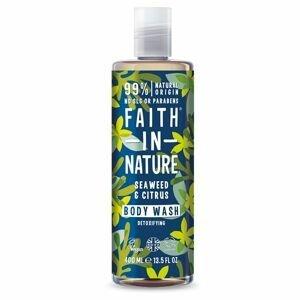 Faith in Nature Sprchový gel Mořská řasa a citrus 400 ml