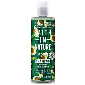 Faith in Nature Šampon Avokádo 400 ml