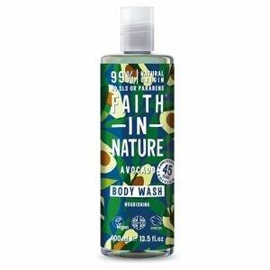 Faith in Nature Sprchový gel Avokádo 400 ml