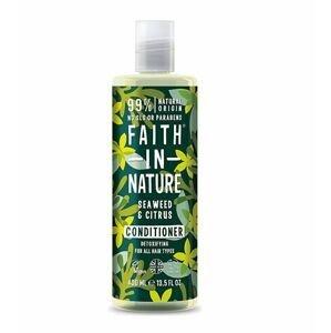 Faith in Nature Kondicionér Mořská řasa a citrus 400 ml