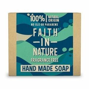 Faith in Nature Rostlinné tuhé mýdlo Mořská řasa 105 g