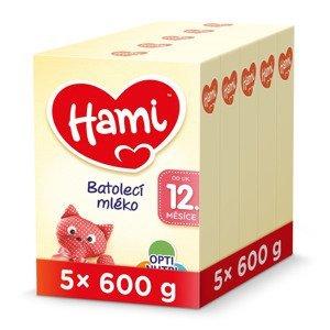 Hami 12m+ 5x600 g
