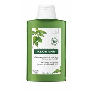 KLORANE Šampon s BIO kopřivou na mastné vlasy 200 ml