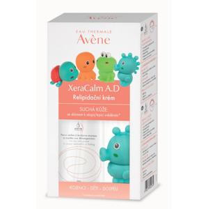 Avene Xeracalm AD XMAS relipidační krém 400 ml + zvířátko
