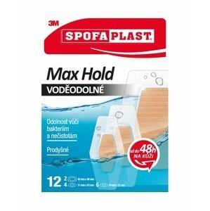 3M Spofaplast 191N Max Hold Voděodolné náplasti 12 ks