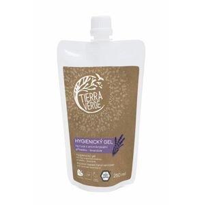 Tierra Verde Hygienický gel na ruce levandule sáček 250 ml