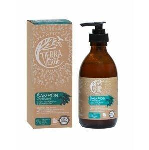 Tierra Verde Šampon kopřivový s vůní rozmarýnu a pomeranče 230 ml
