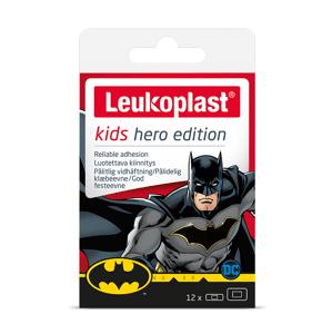 Leukoplast Kids Hero Edition Náplast dětská 2 velikosti 12 ks