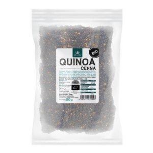 Allnature Quinoa černá BIO 500 g