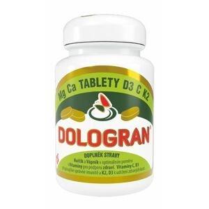 Dologran Mg Ca D3 C K2 60 tablet