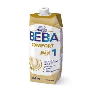 BEBA Comfort 1 HM-O tekutá 500 ml