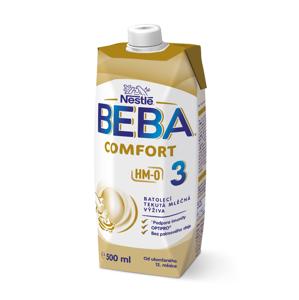 BEBA COMFORT 3 HM-O tekutá 500 ml