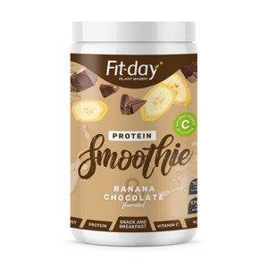 Fit-day Protein Smoothie banán a čokoláda 900 g