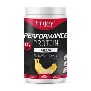 Fit-day Protein Performance banán 900 g