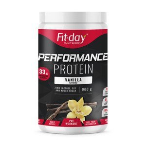 Fit-day Protein Performance vanilka 900 g