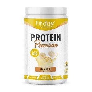 Fit-day Protein Premium banán 900 g