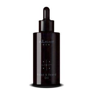 Inlight BIO Vyživující olej na vlasy a vousy 100 ml
