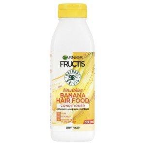 Garnier Fructis Hair Food Banana vyživující kondicionér pro suché vlasy 350 ml