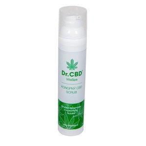 Dr.CBD VitaSpa Konopný CBD scrub 100 ml