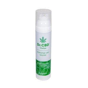 Dr.CBD VitaSpa Konopné CBD mazání 100 ml