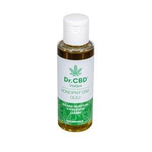 Dr.CBD VitaSpa Konopný CBD olej 100 ml