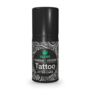 Dr.CBD VitaSkin Tattoo Vegan 30 ml