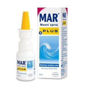 Mar Plus nosní sprej 20 ml